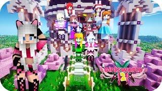 getlinkyoutube.com-EMPIEZA UNA NUEVA AVENTURA!!!- Girl's World 2 Minecraft Ep 00