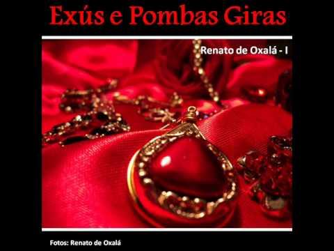 Exús & Pombas-Giras - (CD completo) - Renato de Oxalá - 1