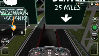getlinkyoutube.com-Truck Simulator PRO 2016 Android Gameplay
