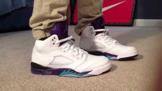 getlinkyoutube.com-My Top 10 Jordans On Feet