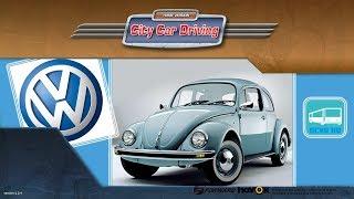 getlinkyoutube.com-[City Car Driving] Volkswagen Beetle [G25]
