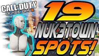 getlinkyoutube.com-ALL 19 NUK3TOWN Spots & Glitches! - Ledges, Hiding Spots, Lines of Sight (Black Ops 3/BO3 Nuketown)