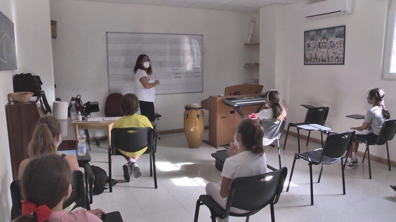 Importante labor de la Escuela de Música, Danza y Teatro