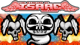 getlinkyoutube.com-The Binding of Isaac REBIRTH: THE LOST BECOMES DEATH ITSELF