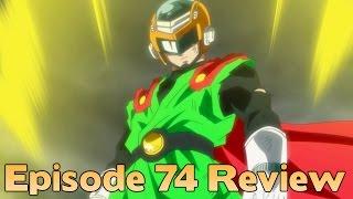 getlinkyoutube.com-Dragon Ball Super Episode 74 REVIEW!!