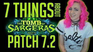 7 Things You NEED to Know About 7.2 | RELEASE DATE | Updated Info