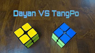 getlinkyoutube.com-Moyu TangPo VS Dayan 2x2