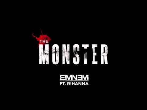 Eminem The Monster Audio ft Rihanna