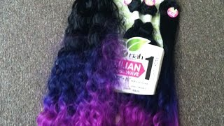 getlinkyoutube.com-Brazilian Loose Wave  (Beauty Supply Store Hair) First Look