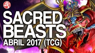 Sacred Beasts/ Fake Gods Deck (APRIL/ Abril) [Duels & Decklist] (Yu-Gi-Oh) Post Duelist Saga