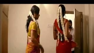 getlinkyoutube.com-Hot actress anushka navel show in saree while dress change- slowmo edited