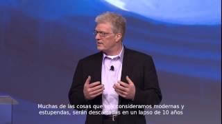 Sir Ken Robinson en Zeitgeist 2012 (subtitulado español)
