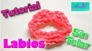 getlinkyoutube.com-♥ Tutorial: Labios de gomitas (sin telar) ♥