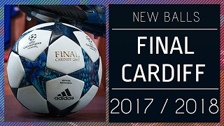 getlinkyoutube.com-PES 2013 | New Ball Final Cardiff • 2017 / 2018 • HD