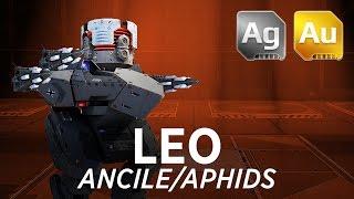 getlinkyoutube.com-Leo Ancile/Aphids - War Robots - Gameplay (Shenzhen)