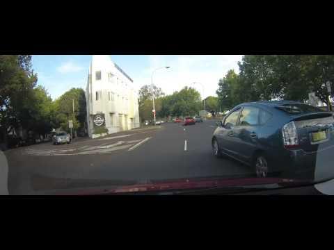 Kamikaze Prius