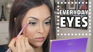 getlinkyoutube.com-Everyday Eyeshadow Tutorial - TrinaDuhra