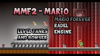getlinkyoutube.com-Mario Forever Radel engine - Level Tanks and Bowser