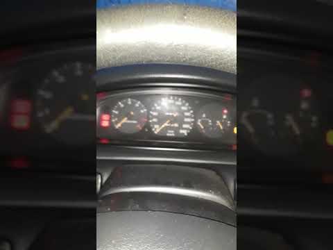 Cold Start Mazda 626 GE -20°C