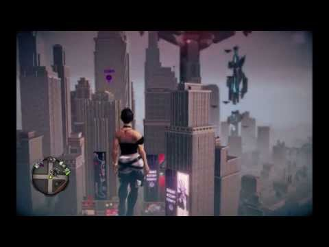Saint row 4 Growing Giantess