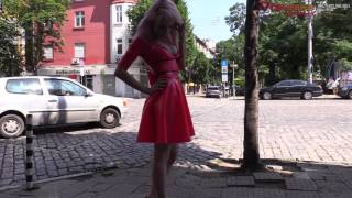 getlinkyoutube.com-Sexy Girls Wearing Latex and PVC Preview for Calmara