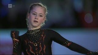 Julia Lipnitskaia - Closing Gala - 2014 European Figure Skating Championships