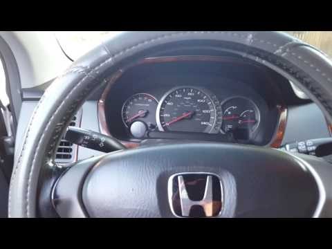 How to Perform a Honda Idle Learn Procedure.