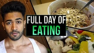 getlinkyoutube.com-MAKANAN ANAK GYM | FULL DAY OF EATING - Versi Diet