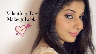 getlinkyoutube.com-Valentine's Day Makeup Tutorial | Soft, pastel look