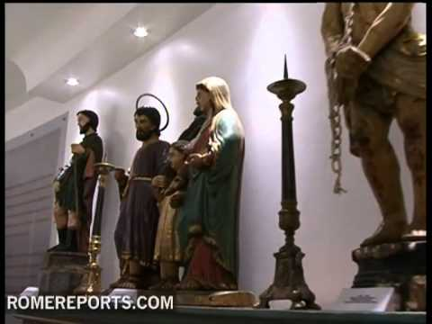 Unique Christian museum opens in Mumbai  India