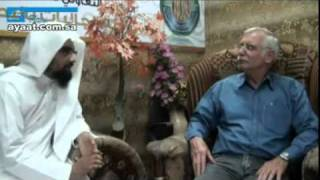 getlinkyoutube.com-رجل ألماني يُقرأ عليه القرآن  شوفوا وش صار فيه