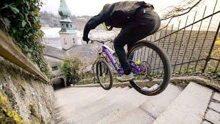 Urban Freeride lives - Fabio Wibmer