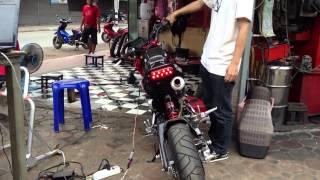 getlinkyoutube.com-msx125 ปุ้มปั้ง ร้านสมพงษ์เจริญยนต์ จูนby iTem shop chiang mai