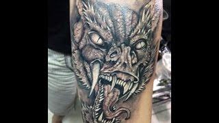 getlinkyoutube.com-Học xăm hình tattoo , cách đi nét,và đánh bóng hình xăm mat quy 3d,TIN TATTOO CAN THO dt 0909667090