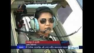 getlinkyoutube.com-Documentary on First women pilot of Bangladesh Air Force.