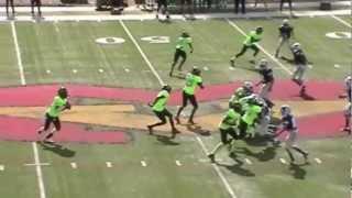getlinkyoutube.com-Re-al Mitchell Football Highlights 2012