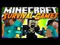 Minecraft: GOT CALLED A HACKER! (Hunger Games Survival)