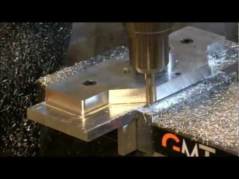 Making X Axis Bearing Plate - International Version