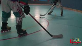 Passing | Learn Inline Hockey