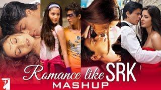 getlinkyoutube.com-Romance like SRK - Mashup