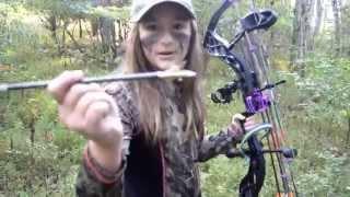 getlinkyoutube.com-Reagan's 2015 VA Urban Archery hunt