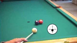 getlinkyoutube.com-Cut-induced throw (CIT) and spin-induced throw (SIT) in pool and billiards, from VEPS IV (NV B.86)