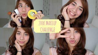 getlinkyoutube.com-200K Makeup Challenge - Abel Cantika