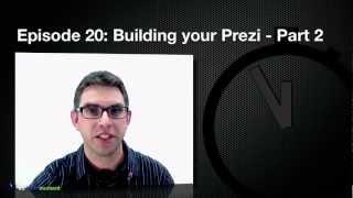 Building your Prezi