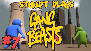 getlinkyoutube.com-Stumpt Plays - Gang Beasts - #7 - In The Vents (4 Player Gameplay)