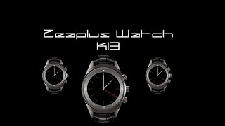 getlinkyoutube.com-Zeaplus Watch K18