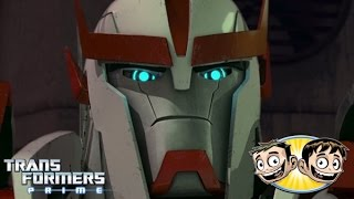 Transformers Prime: The Game - Ratchet Vs. Airachnid - SoooMungry Vs. Erictron