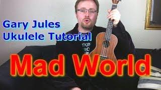 getlinkyoutube.com-Mad World - Gary Jules - finger-picking - Ukulele Tutorial