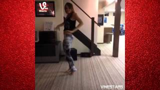getlinkyoutube.com-Amy Marie Gaertner Dance Vine Compilation ALL VINES ★ HD ★