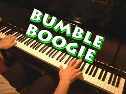 Bumble Boogie Piano: Doug Jones